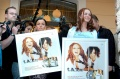 Tatu Receiving Platinum Award 22.05.2003