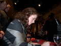 Autograph session in Virgin Megastore 19.11.2005