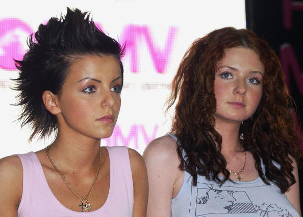 Tatu Promote Their Debut Album at HMV