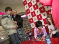 Press Conference at Ai Store in Yaroslavl 19.11.2006