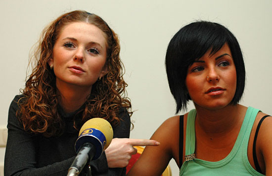 Press Conference in Vilnius 14.12.2006
